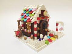 LEGO Ideas - Gingerbread House