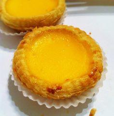 8 tarts n pastries singapore egg tart Chinese Deserts, Custard Tart, Egg Tart, Shortcrust Pastry, Dim Sum, Tarts, Pastries, Donuts, Singapore
