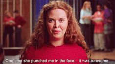 """When someone asks you what it's like having a toddler: 