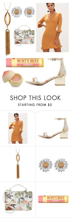 """""""Marigold"""" by lolita061 on Polyvore featuring City Classified, 14th & Union, Design Lab, Burt's Bees and TONYMOLY"""