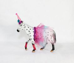Hey, I found this really awesome Etsy listing at https://www.etsy.com/listing/165333229/party-animal-reily-the-horse-painted