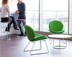 Giggle Breakout Chair - Product Page: http://www.genesys-uk.com/Giggle-Breakout-Chair.Html  Genesys Office Furniture Homepage: http://www.genesys-uk.com  The Giggle Breakout Chair features a stunning statement design, inspired by a smile.