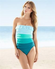 Magicsuit Tiered Leah One Piece