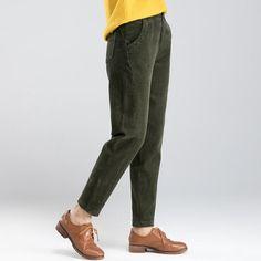 b877b491415f Вельветовые брюки: лучшие изображения (13) в 2016 г. | Женская мода ...
