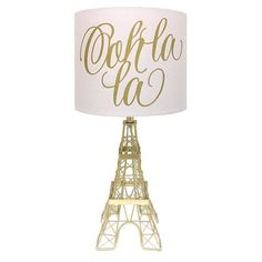 Paris Room Decor, Paris Rooms, Paris Bedroom, Paris Theme, Eiffel Tower Lamp, Paris Eiffel Tower, Bedroom Themes, Room Decor Bedroom, Bedroom Ideas