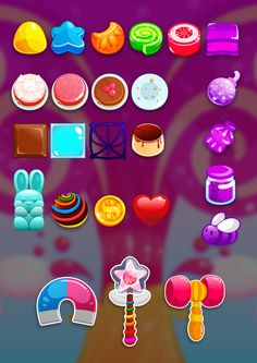 I like it Plus Size plus size capris Game Gui, Game Icon, Game Ui Design, Prop Design, 2d Game Art, Video Game Art, Freak Games, Candy Crush Party, Candy Games
