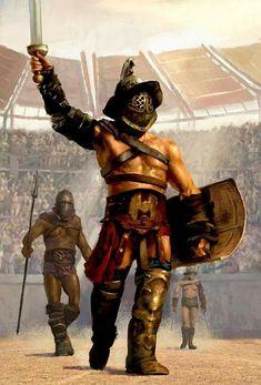 m Gladiator Arena urban City lg Gladiator Arena, Gladiator Tattoo, Gladiator Fights, Guerrero Tattoo, Roman Gladiators, Ancient Rome Gladiators, Spartan Tattoo, Roman Warriors, Empire Romain