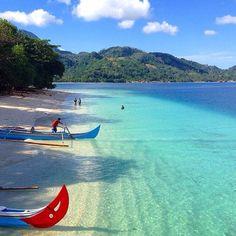 Pulau Kiluan, Lampung, Sumatra