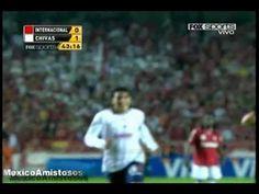 Inter de Porto Alegre vs Chivas.