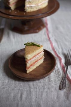 Adventures in Cooking: Watermelon Sponge Cake