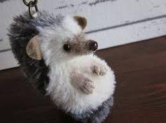 「ハリネズミ ぬいぐるみ 型紙」の画像検索結果