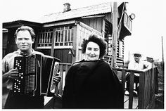 Accordion, Moscow by William Klein / MET NY (1959)