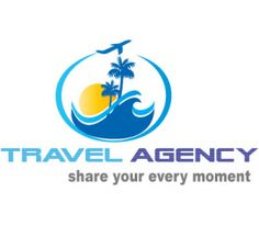 Logo: Tour Azores (travel agency) #logo #branding by @slocumstudio ...