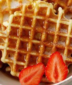 Healthy #Breakfast Idea: Five Minute Waffles