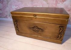 Skrzynia Kufer Hope Chest, Storage Chest, Cabinet, Furniture, Home Decor, Clothes Stand, Decoration Home, Room Decor, Closet