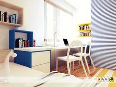 Detská izba, Detva - Projekty | Kivvi architects