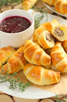 Easter Recipes, Snack Recipes, Snacks, Cooking For Dummies, Creamy Spinach, Polish Recipes, Appetizers For Party, Pretzel Bites, Hot Dog Buns