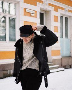 DIY: OHJE HELPPOON VILLAPAITAAN x 2 | Fashion Statement Winter Hats, The Originals, Diy, Fashion, Moda, Bricolage, Fasion, Do It Yourself