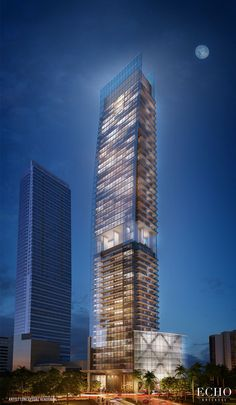 Echo on Brickell, selling condos with bay views, taking reservations #echo #brickell #miami