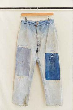 Vintage Ultra-Repaired Work Pant