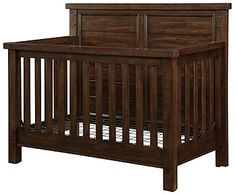 Video review for Bertini Timber Lake 4-in-1 Crib showcasing product features and benefits