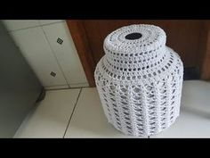 Ideas Hogar, Applique, Make It Yourself, Blog, Youtube, Videos, Crochet Carpet, Crochet Cord, Crochet Bag Tutorials