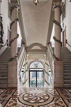 Palazzo Polignac - Venezia.  Pintrest diss research!