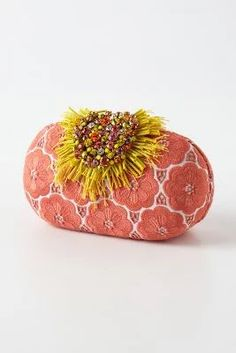 """Embroidered Carnivale Clutch"" https://sumally.com/p/832576"
