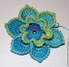 ༻•♥•Crochet♥Mandala ༻•♥•