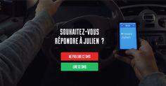 Téléphone au volant : une campagne digitale qui vise les jeunes