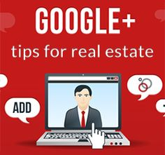 Tips for Realtors on how to use Google Plus as part of their Real Estate business and social media experience: http://point2agentblog.com/2013/10/22/google-real-estate-agents/ #realestate #socialmedia