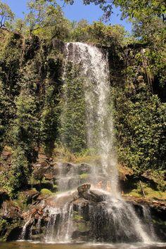 Cachoeiras em Pirenópolis Goiás