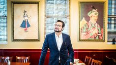 Pakistani-born Kazi Mannan worked his way up to owning a halal restaurant that caters to the poor