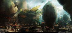 Copper Hopper by Tobias Trebeljahr | 2D | CGSociety