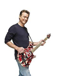2011 photo of Eddie Van Halen who donated his custom-made guitar named Frankenstein 2 to the National Museum of American History (Clay Patrick McBride/Contour by Getty Images) Eddie Van Halen, Alex Van Halen, Easy Guitar, Cool Guitar, Sound Of Music, Music Is Life, Music Music, Music Stuff, Avenged Sevenfold