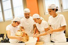 Iniziamo uniamo il gruppo e gli ingredienti necessari per il nostro working experience