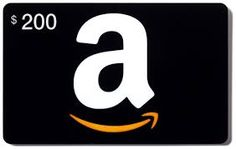 $200 Amazon Gift Card #Giveaway - ends 2/23! Enter to win here: http://monicasrrr.blogspot.com/2016/02/200-amazon-gift-card-giveaway-ends-223.html