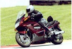 BikePics - Honda ST 1100 / Pan European Home Page on BikePics.Com