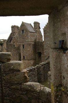Tolquhon Castle, Aberdeenshire, Scotland