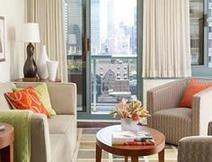 United Apartments located on East 46th Street, between Second and Third avenues in New York