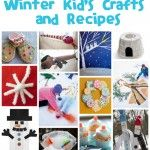 Winter Crafts and Recipes
