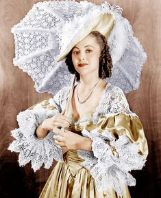 Olivia de Havilland wearing a costume designed for the film 'Captain Blood' 1935 Old Hollywood Movies, Golden Age Of Hollywood, Vintage Hollywood, Hollywood Actresses, Classic Hollywood, Hollywood Style, Hollywood Glamour, Olivia De Havilland, Divas