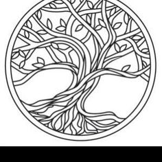Free Printable Coloring Pages Tree Coloring Page, Free Adult Coloring Pages, Free Printable Coloring Pages, Colouring Pages, Coloring Books, Mandala Coloring Pages, Coloring Sheets, Art Quilling, Quilling Patterns