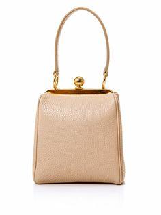 Leather box bag | Dolce & Gabbana | MATCHESFASHION.COM from Fall 2013