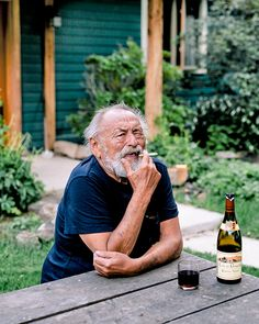 Jim Harrison: What I've Learned// August 2014