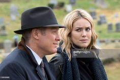 THE BLACKLIST -- 'Mr. Gregory Devry' Episode 311 -- Pictured: (l-r) James Spader as Red Reddington, Megan Boone as Liz Keen