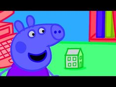 Kids First - Peppa Pig en Español - Nuevo Episodio 10 x 17 - Español Latino - YouTube Leo, Youtube, Kids, Fictional Characters, Cartoon, Piglets, Hilarious Pictures, Funny, Animales