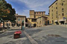 San Casciano dei Bagni. - Taken in San Casciano dei Bagni. (Toscana, Italia). (October 2016)