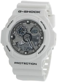 Men's Wrist Watches - CASIO GShock BIG CASE LED Analog  Digital  GA3007ADR Mens >>> See this great product.