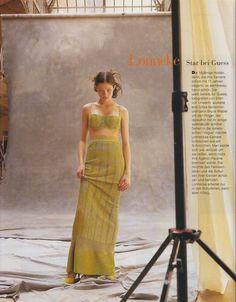 Lonneke Engel 90s Fashion, Runway Fashion, High Fashion, Vintage Fashion, Fashion Outfits, Bruce Weber, Ellen Von Unwerth, Vogue, Mode Inspiration